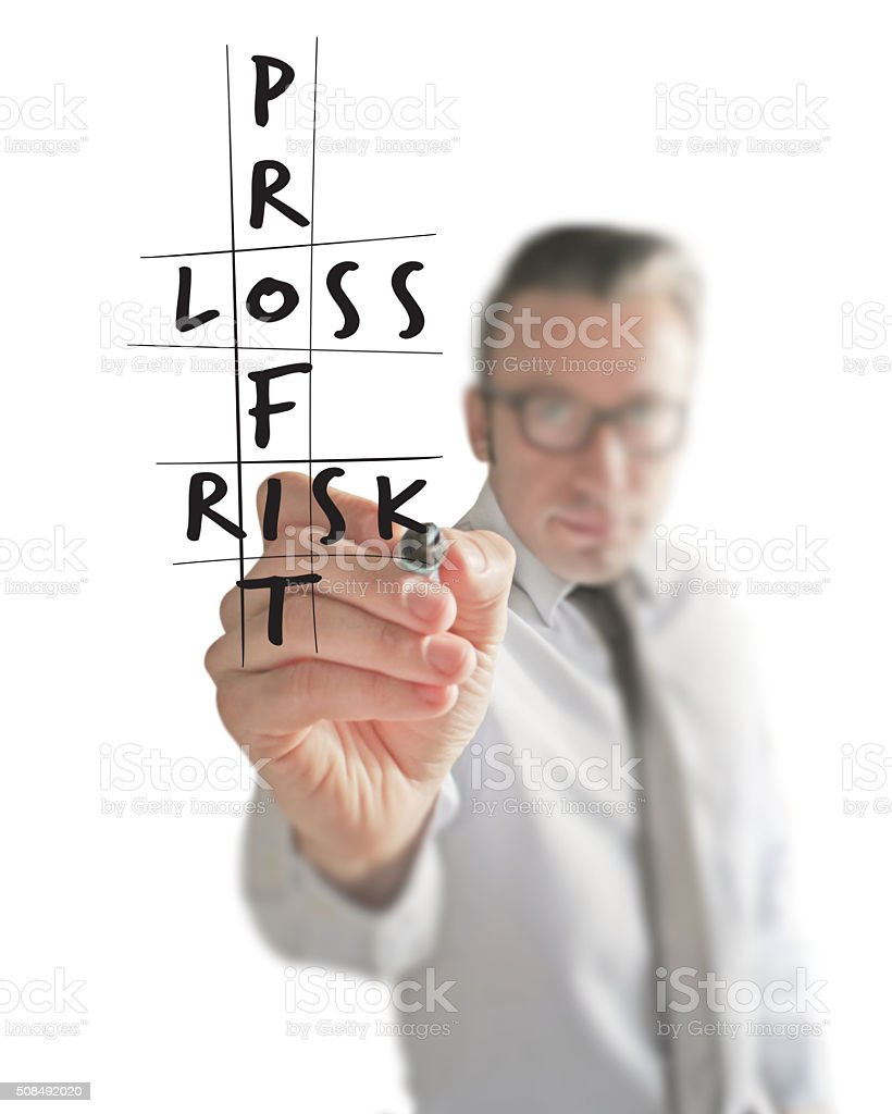 Profitability Solution stock photo