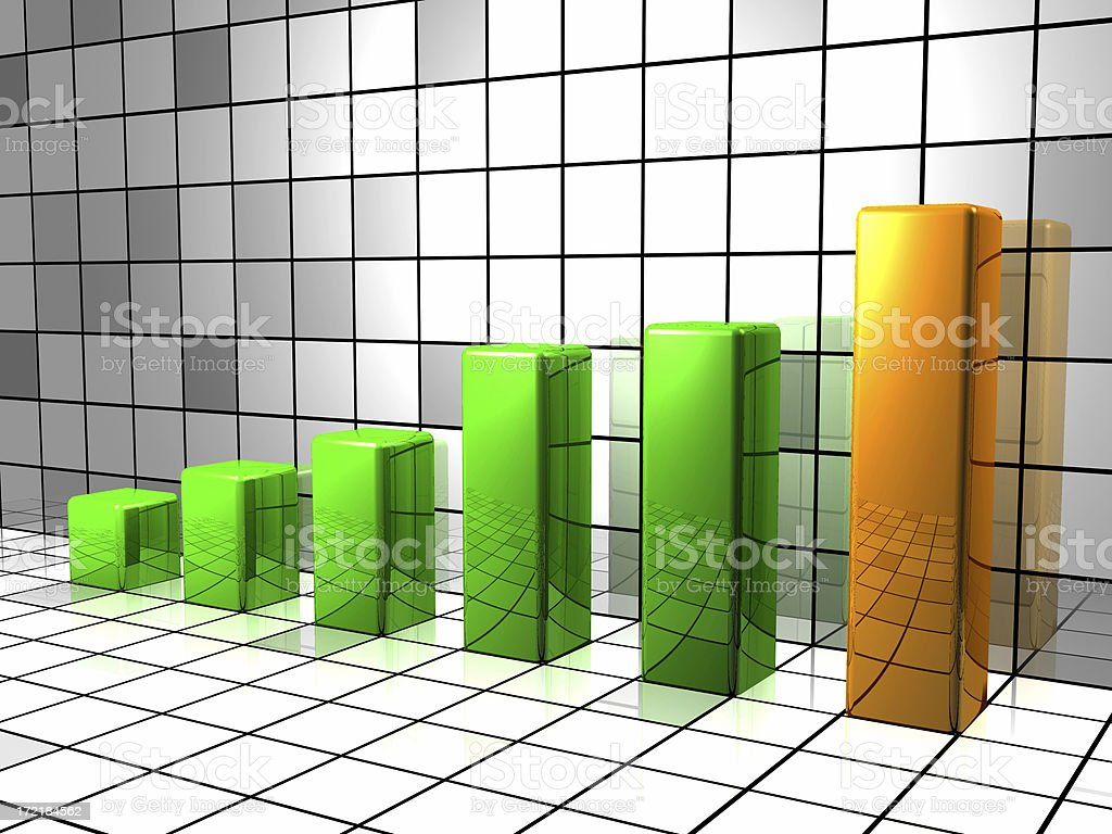Profitable Time royalty-free stock photo