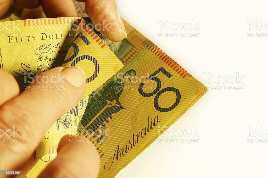 Profits royalty-free stock photo