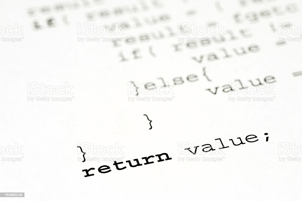 Programming business royalty-free stock photo