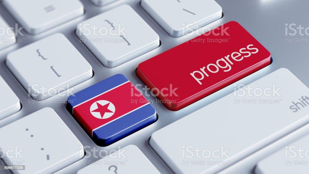 Progress Concept stock photo