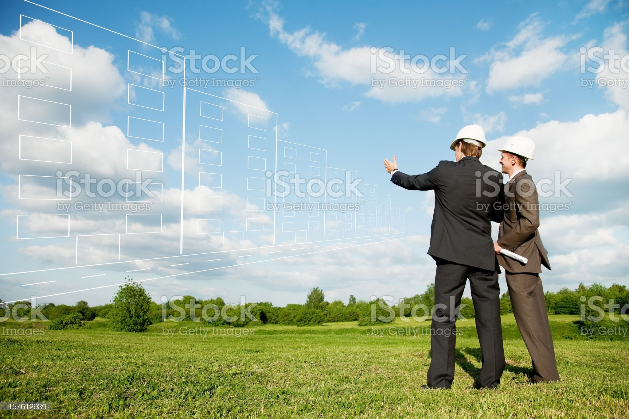 Project royalty-free stock photo