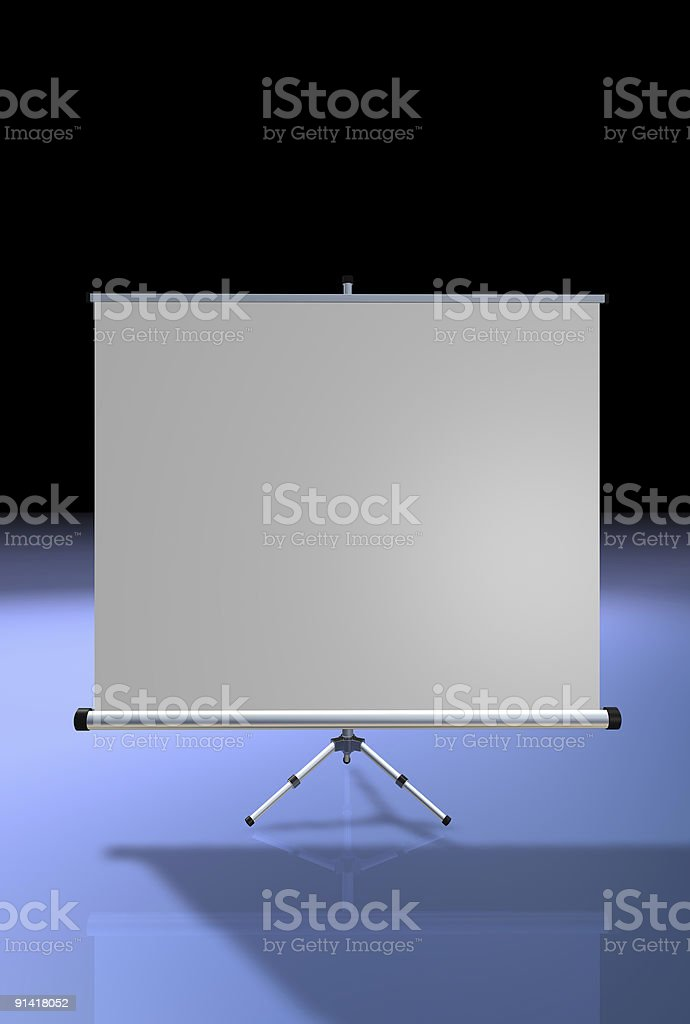 projection support#2 royalty-free stock photo