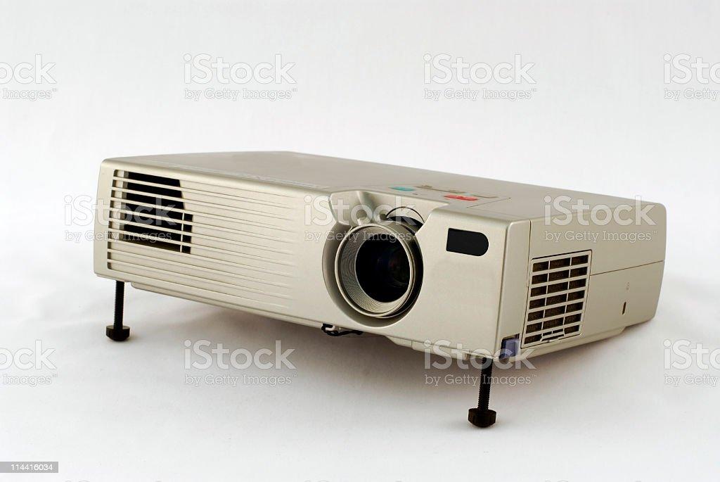 LCD Projector II stock photo