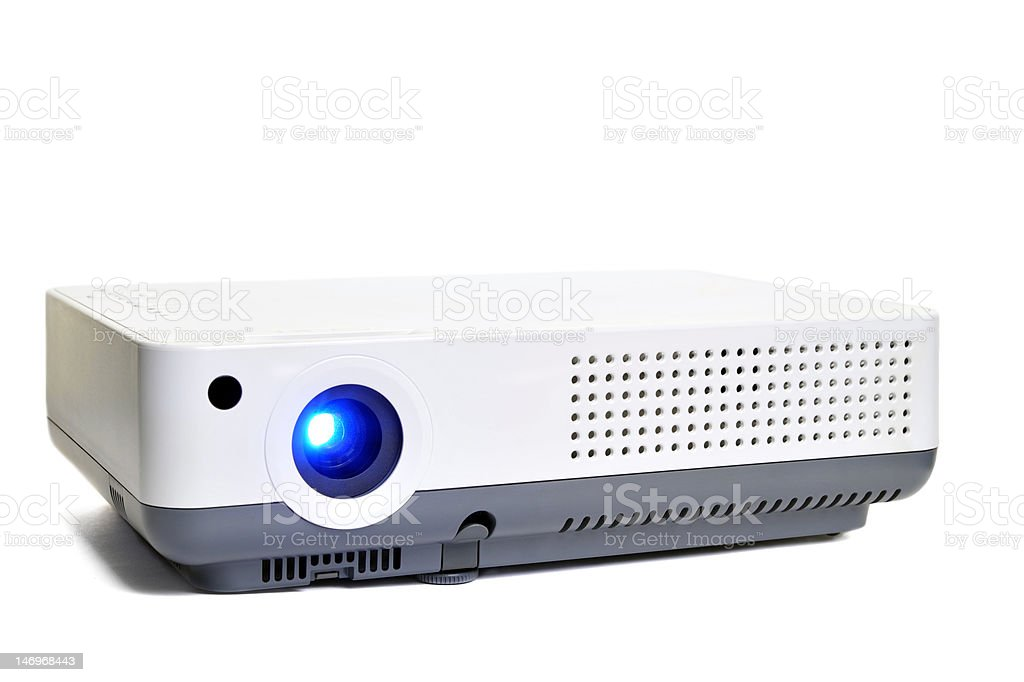 projector royalty-free stock photo