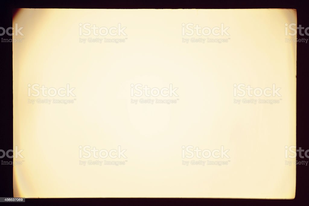 projector screen royalty-free stock photo