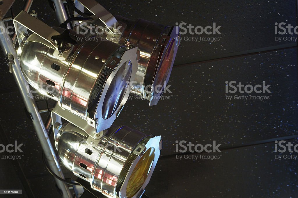 projectors royalty-free stock photo