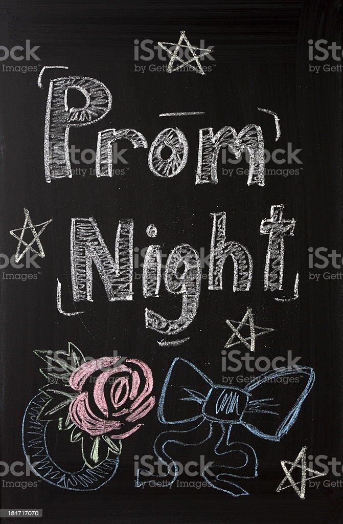 Prom Night stock photo