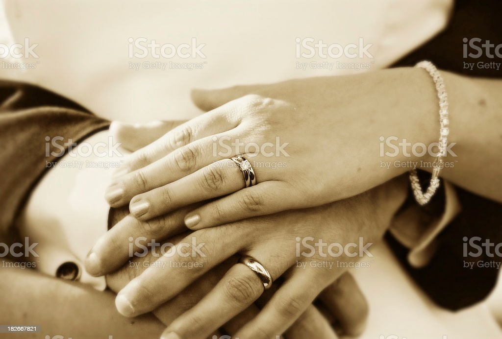 Promise royalty-free stock photo