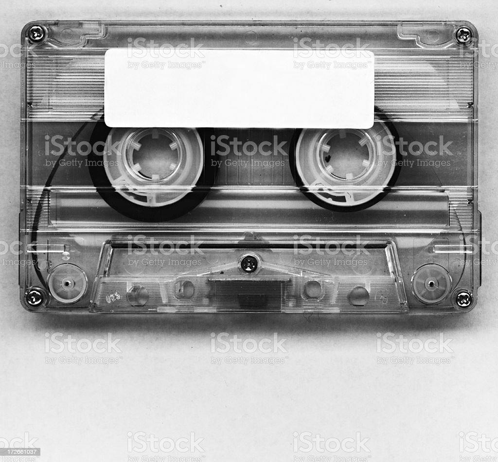 Promo Tape royalty-free stock photo