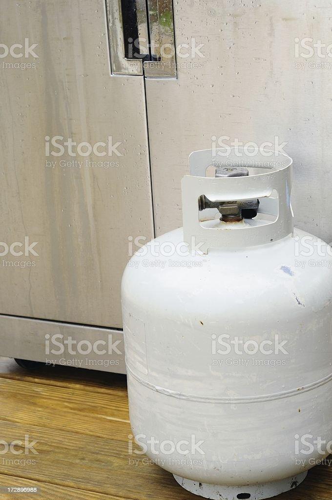 propane tank stock photo
