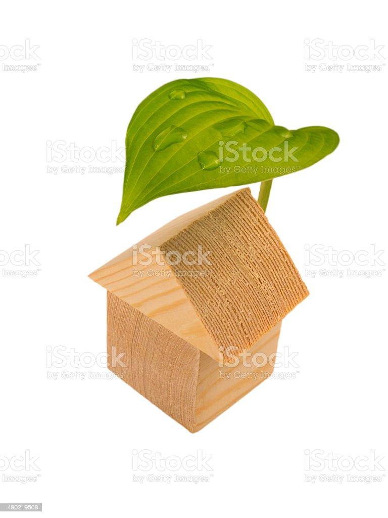 Property insurance concept stock photo