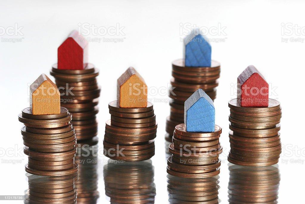 property market royalty-free stock photo