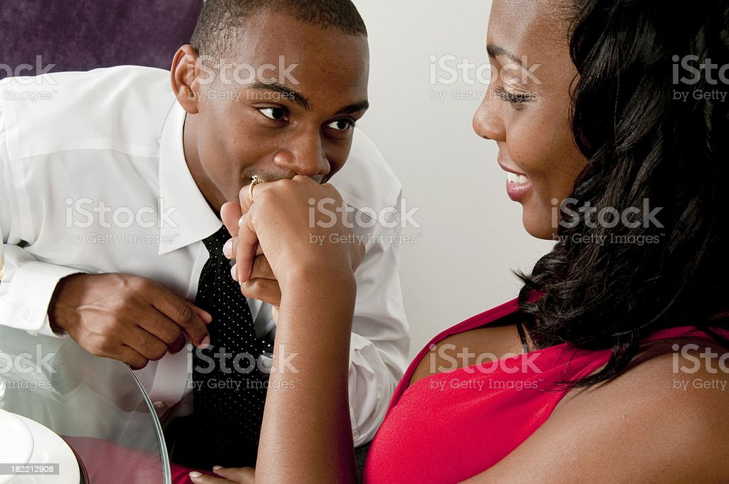 Proposal stock photo