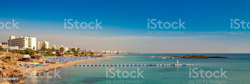 Protaras stock photo