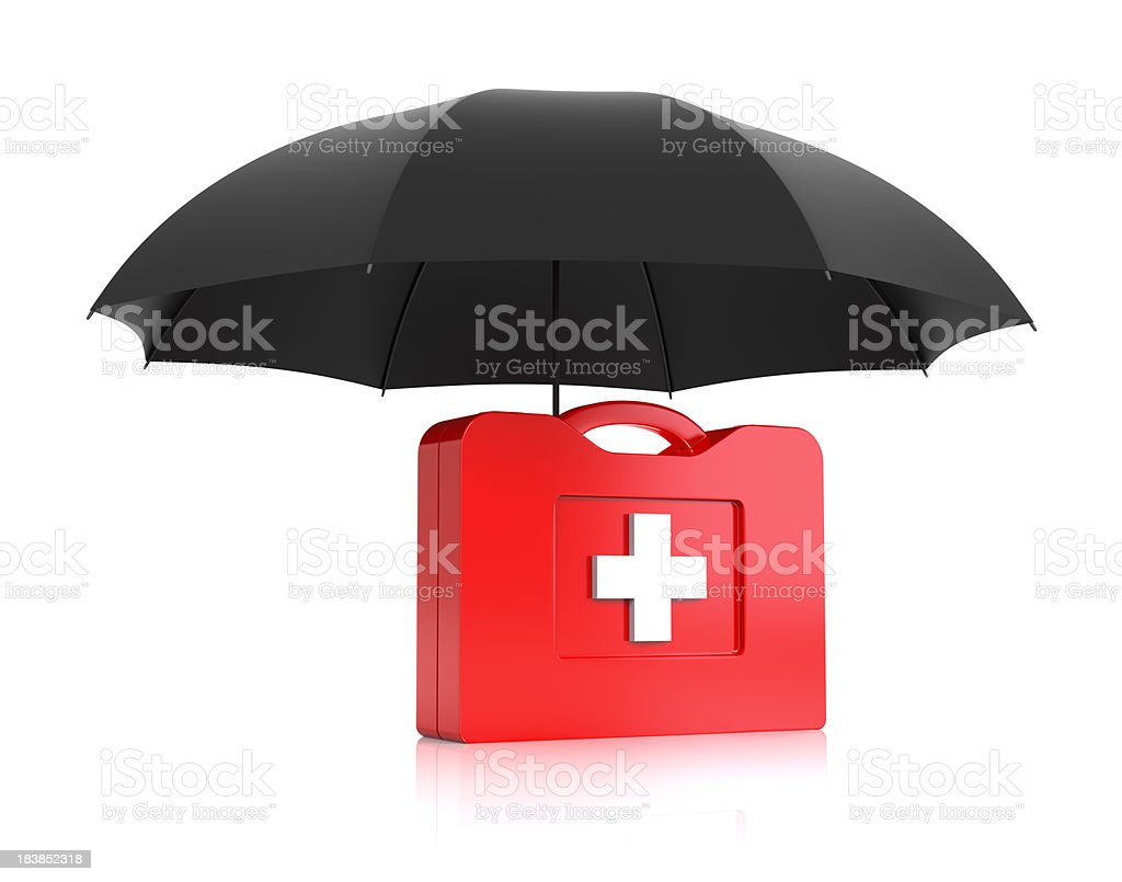Protect: Health royalty-free stock photo