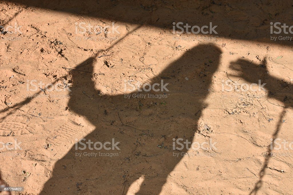 Protect your children wherever they are!!!! stock photo