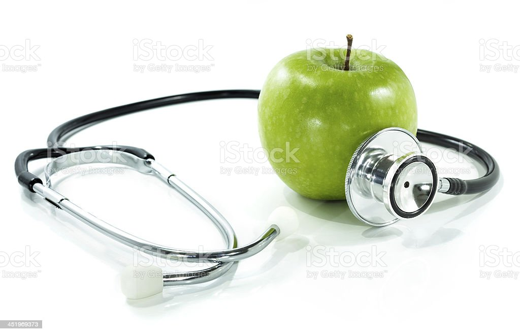 protect your health with healthy nutrition stock photo
