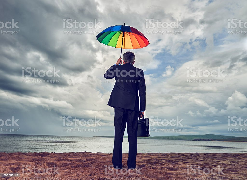 protect yourself stock photo