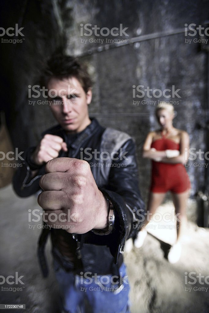 protecting stock photo