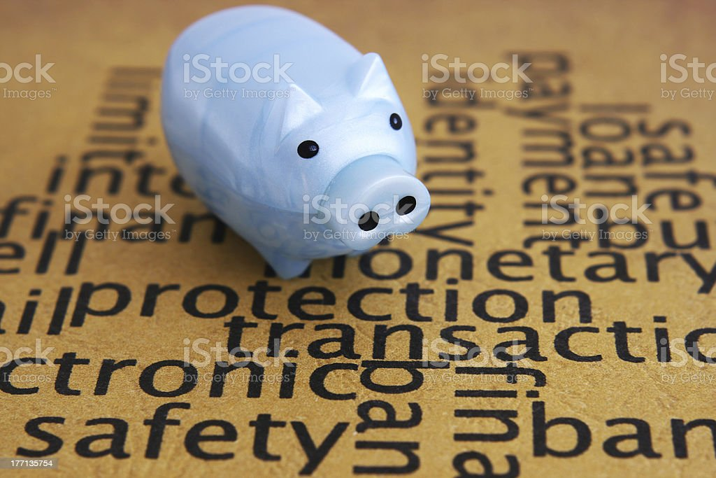Protection concept stock photo
