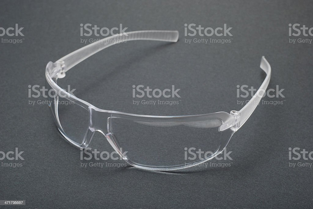 protection glasses royalty-free stock photo