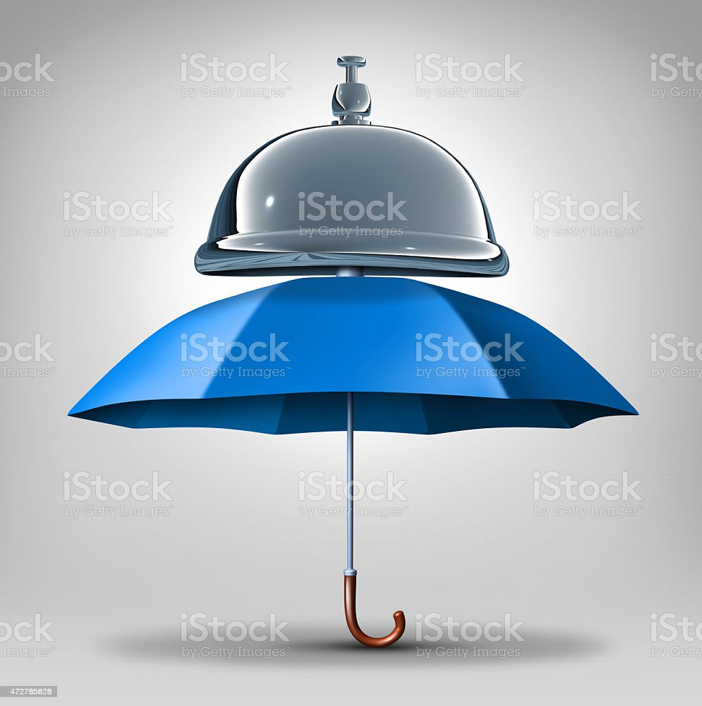 Protection Services stock photo