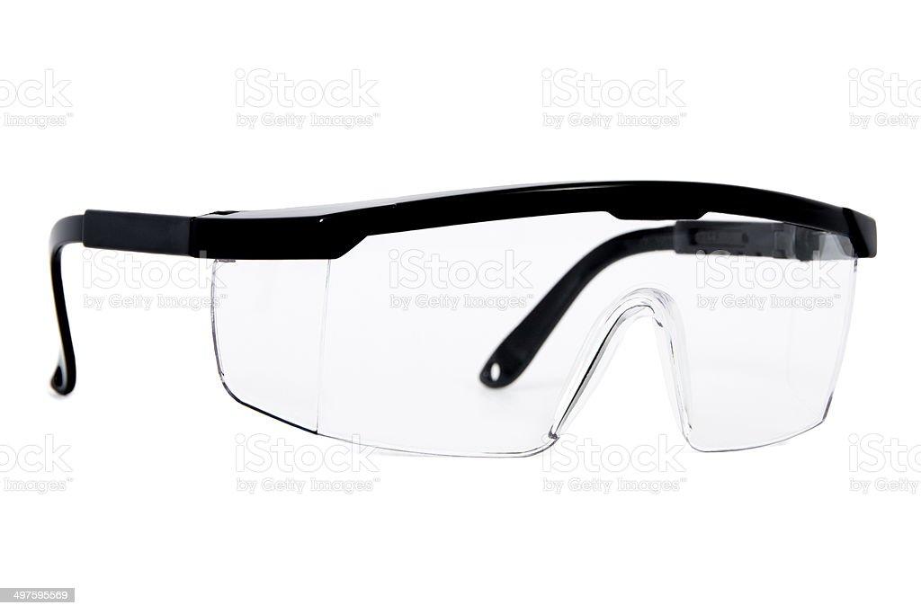 Protective Eyewear stock photo