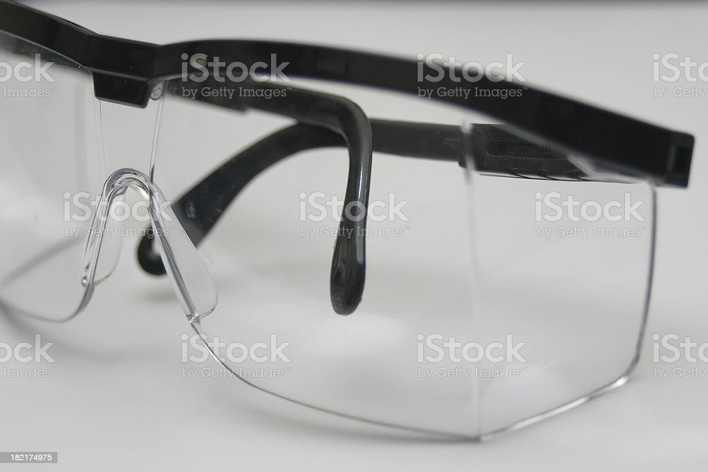 protective glasses royalty-free stock photo