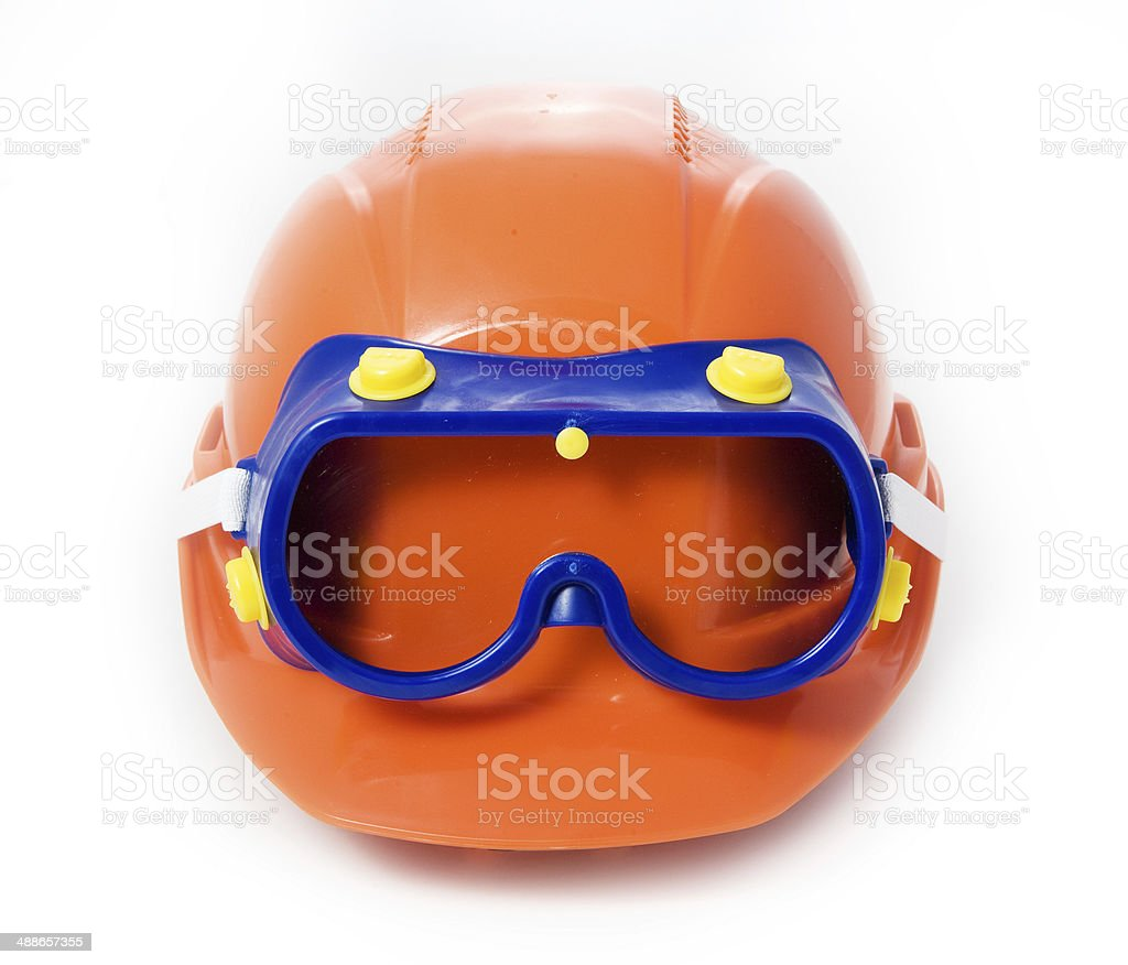 Protective wear royalty-free stock photo
