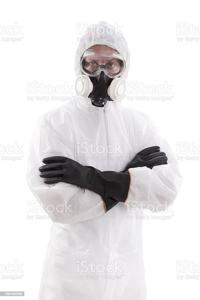 Protective Workwear stock photo