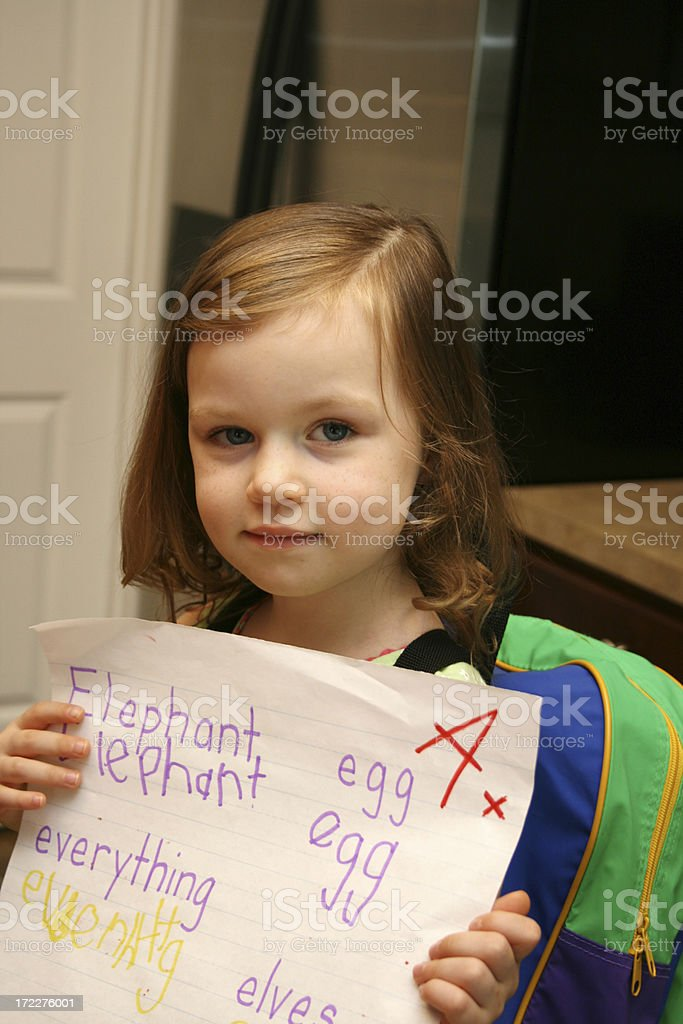 Proud Day royalty-free stock photo