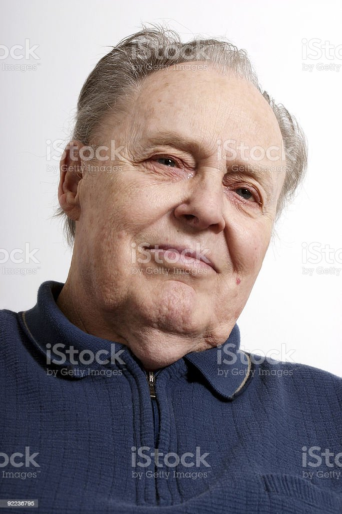 Proud Father royalty-free stock photo