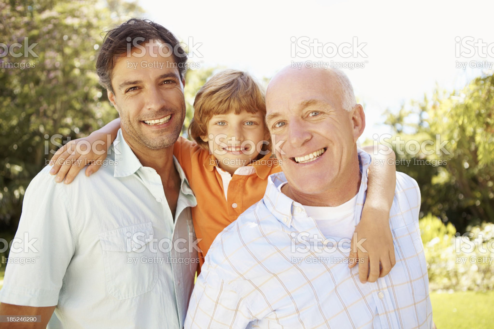 Proud of our legacy royalty-free stock photo