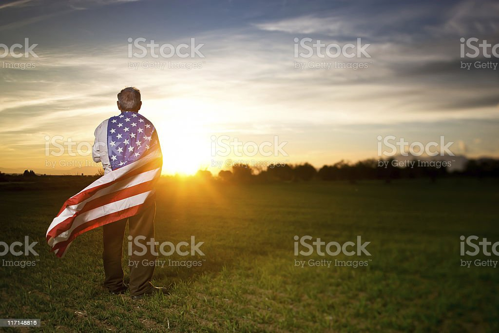 Proud royalty-free stock photo