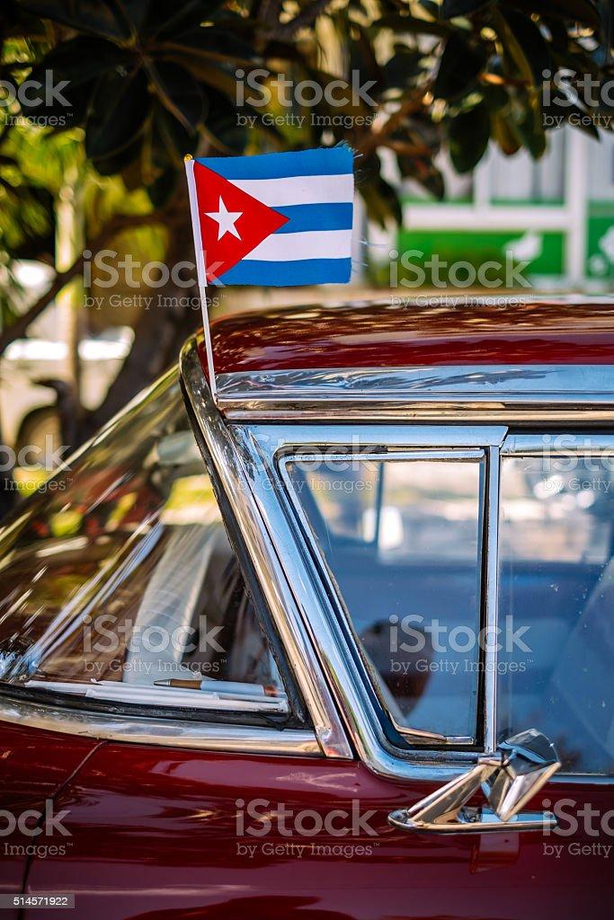 Proudly Cuban stock photo