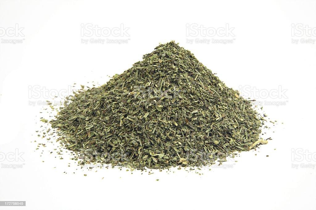 Provencal Herbs. royalty-free stock photo