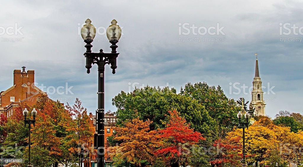 Providence stock photo