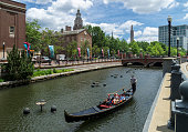 Providence Rhode Island gondola