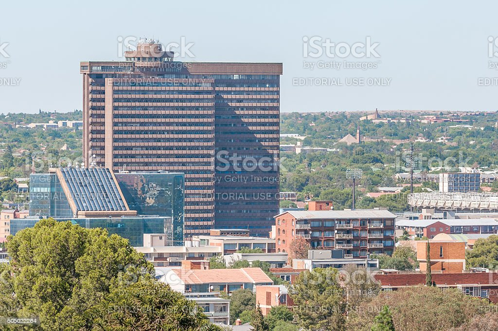 Provincial Government Building stock photo