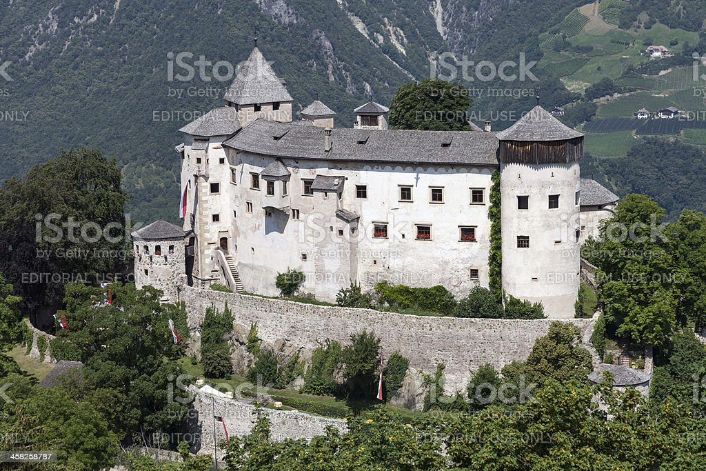 Prösels Castle royalty-free stock photo