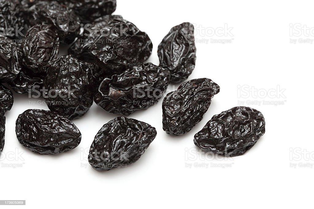 Prunes royalty-free stock photo