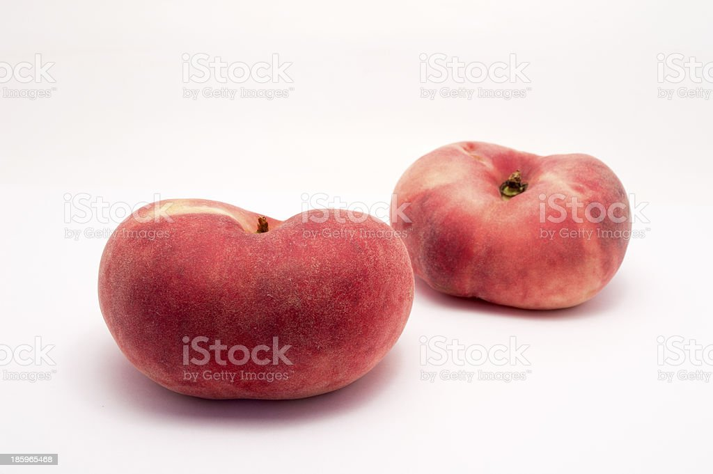 Prunus persica royalty-free stock photo