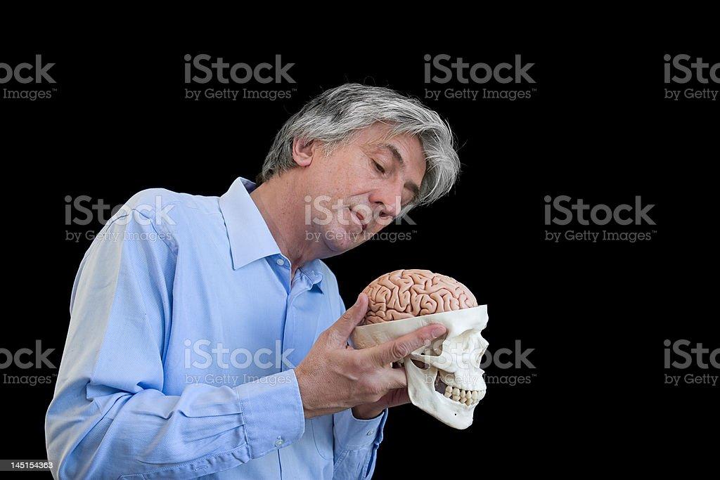 Psychoanalysis royalty-free stock photo