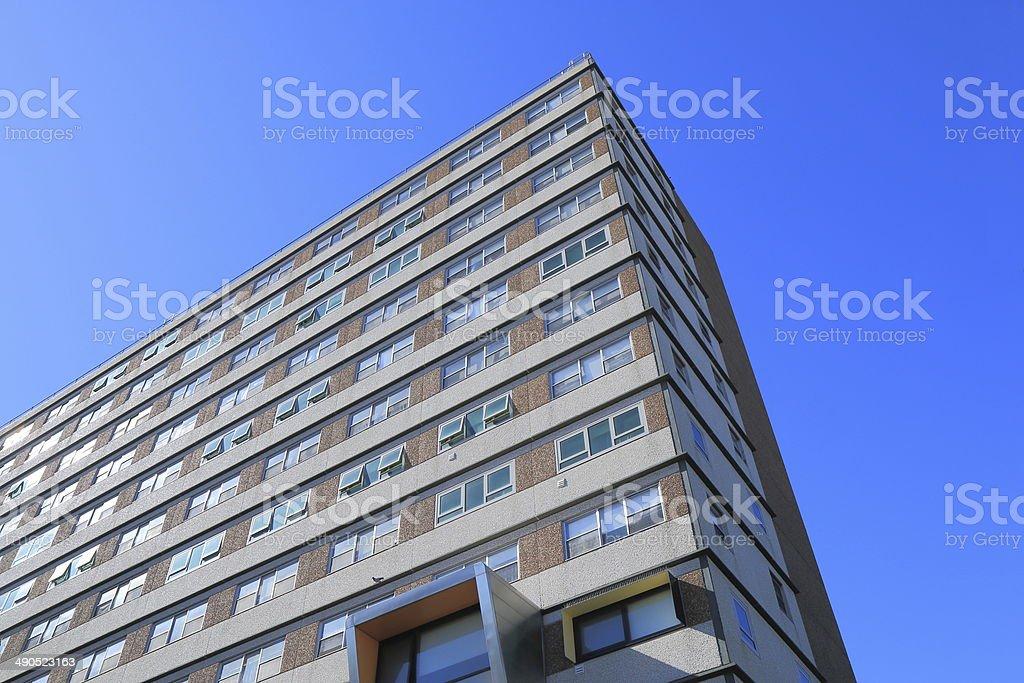 Public Housing Commission Australia stock photo