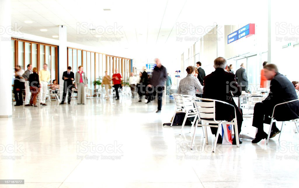 Public Space royalty-free stock photo