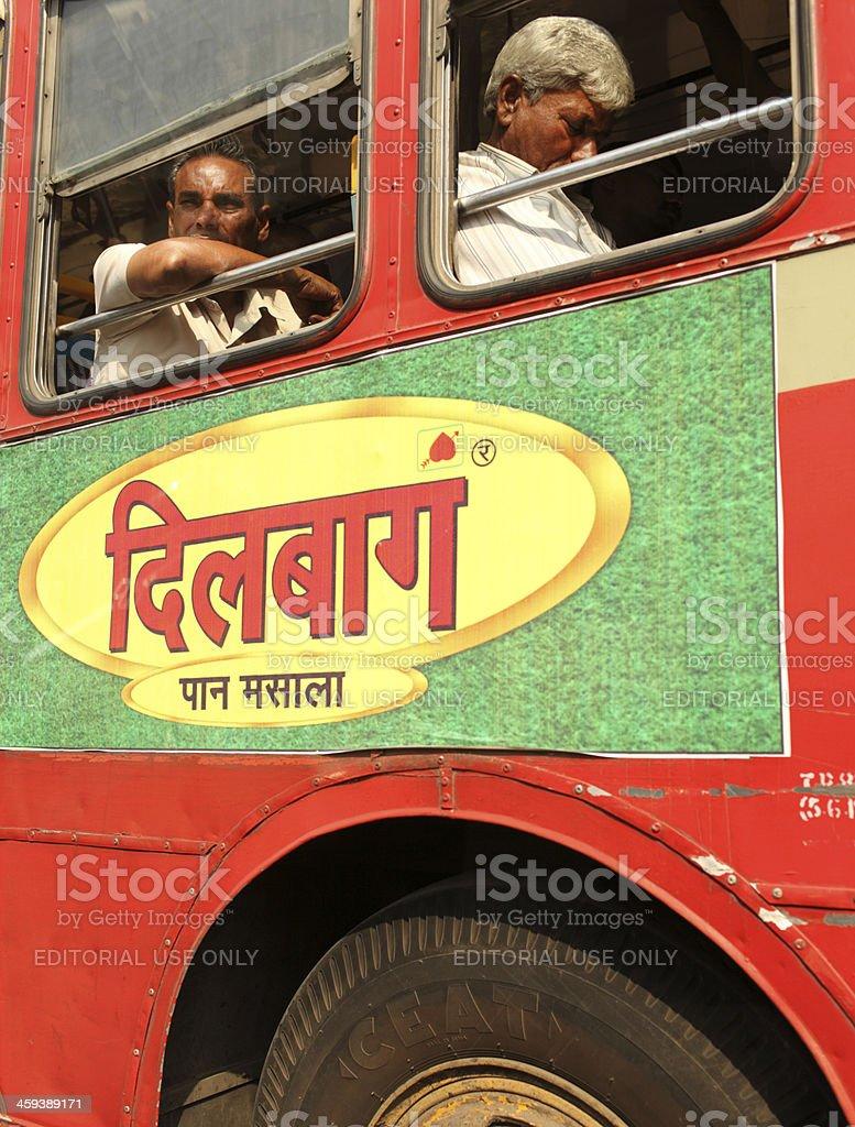 Public Transport in Mumbai royalty-free stock photo