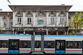 public transportation in Istanbul