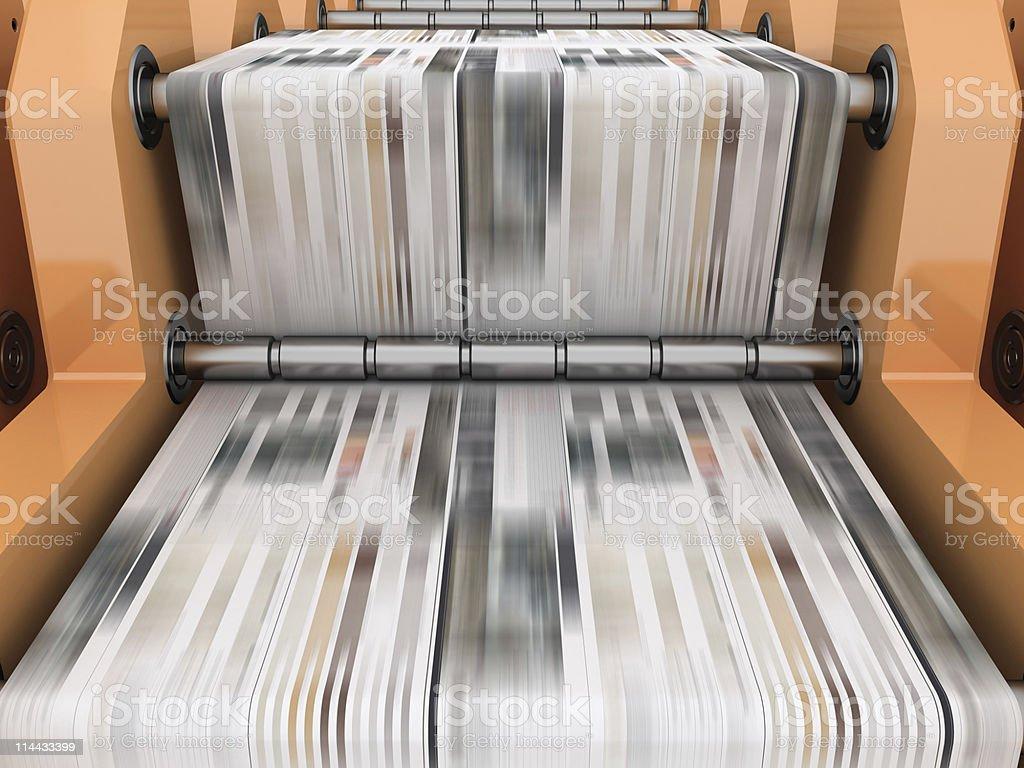 Publication royalty-free stock photo