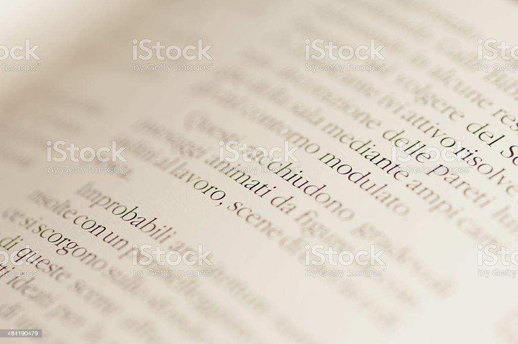 Publish stock photo
